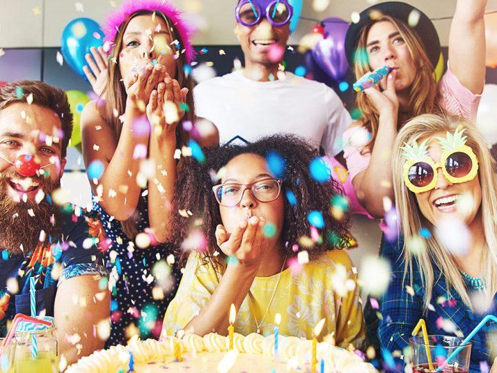Vorsicht mit Geburtstagslisten