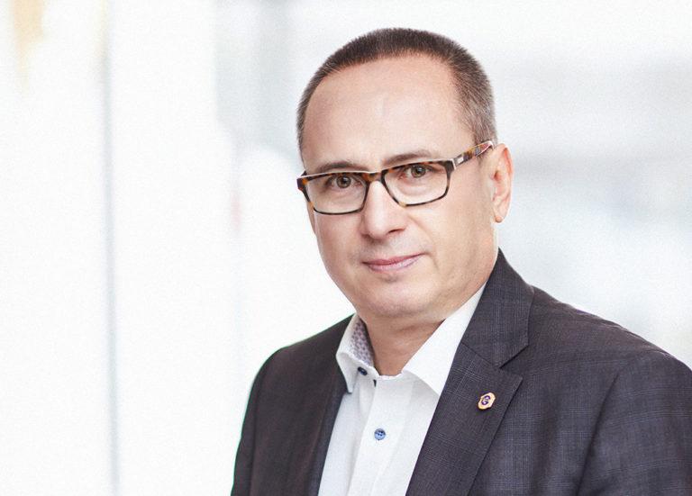 Michael J. Schöpf, Prezes i założyciel firmy S-CON Datenschutz
